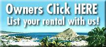 Owners Click HERE - List your rental with us!